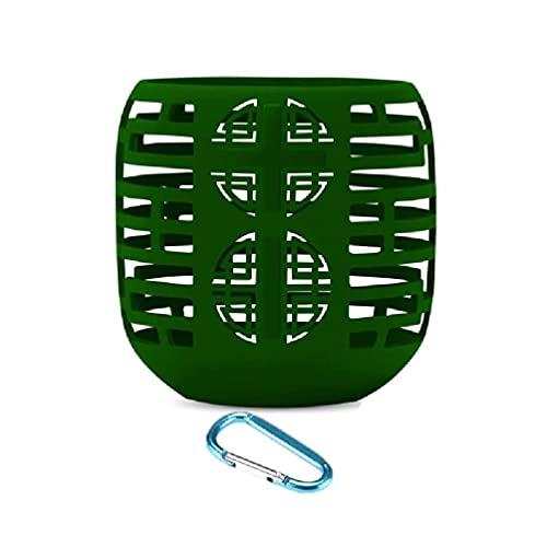 Milue Bolsa de áudio à prova de choque para Ultimate Ears UE-Wonderboom 1/2 capa protetora portátil à prova d'água Mini suporte de capa protetora