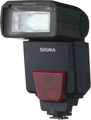 Sigma EF-500 DG Super Blitz für Nikon