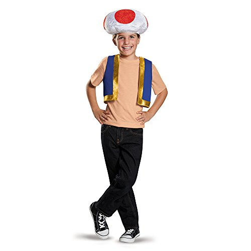 Disguise Toad Kit - Child Costume