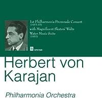フィルハーモニア・プロムナード・コンサート(1953-55年、英コロンビア)