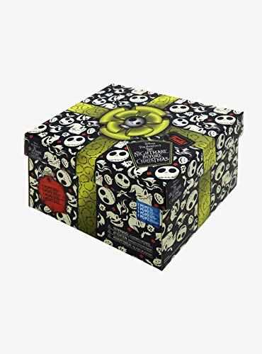 Funko Disney: The Nightmare Before Christmas Collector's Box (include artigli sabbiosi Pop! #609)