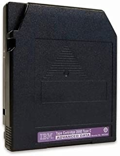 IBM Tape, 1/2 In. Cartridge, 3592 Advanced, JC, 4TB 46X7452 by IBM STORAGE MEDIA-ACCUTECH-BRO