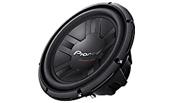 Pioneer Champion TS-W1211D4 12-inch Dual Voice Coil Subwoofer (Black),Pioneer,TS-W1211D4