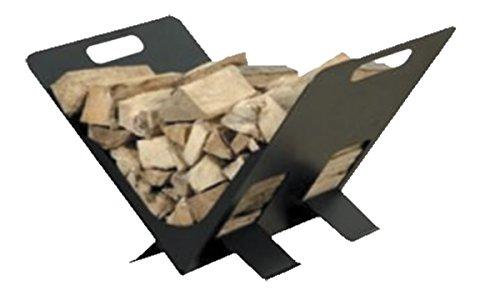 Kekai KT0504 - Porta Leña Leggio 32x42x80 cm