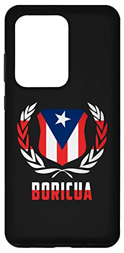 Galaxy S20 Ultra Puerto Rico Flag Puerto Rican Phone Case
