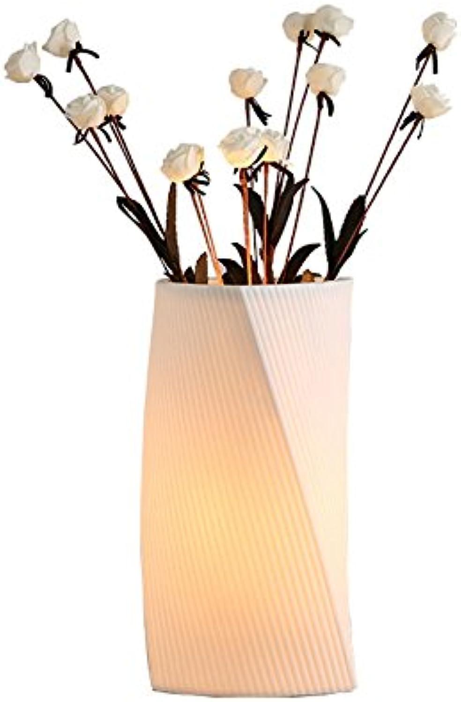 &Leselicht Keramische getrocknete Blaumen-Tischlampe, Blaumen-Tischlampe, Blaumen-Tischlampe, warme romantische Schlafzimmer-Bett-Hochzeits-Studien-LED-Tischlampe ( Farbe   A ) B078Y6V9K2 | Shop Düsseldorf  4ca1d5