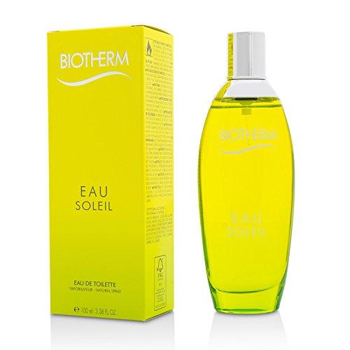 Biotherm Eau Soleil Eau de Toilette Spray, 1er Pack (1 x 100 ml)