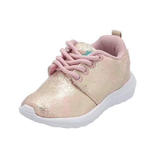 Stups Roshe Baby Rose METALLIC/Grey Print Kinder Mädchen Sneaker Rosa, Größe:EUR 22