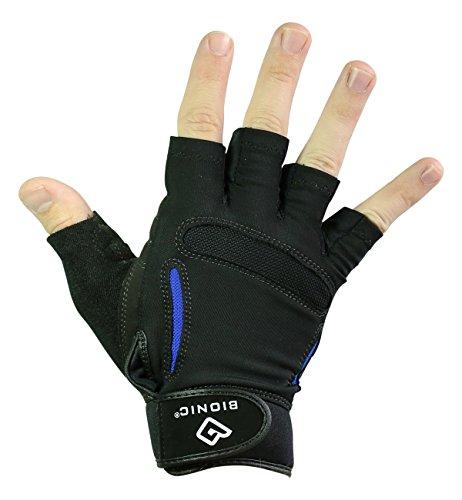BIONIC Men's SRG Fitness Gloves, Small