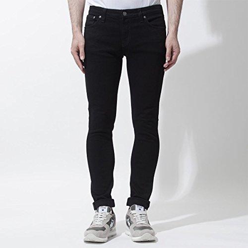 (ヌーディージーンズ) nudie jeans co ジップフライ ジーンズ 32サイズ SKINNY LIN スキニーリン レングス32 [並行輸入品]