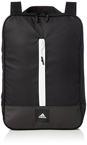 Adidas Zne Compact Bag Mochila Tipo Casual, 45 cm, 25 litros, Negro/Blanco/Negro