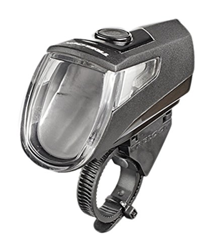Trelock Led Beleuchtung LS 360 I Go Eco, schwarz, 10 x 5 x 3 cm