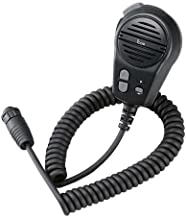 ICOM HM135 Replacement Microphone for M802, Black