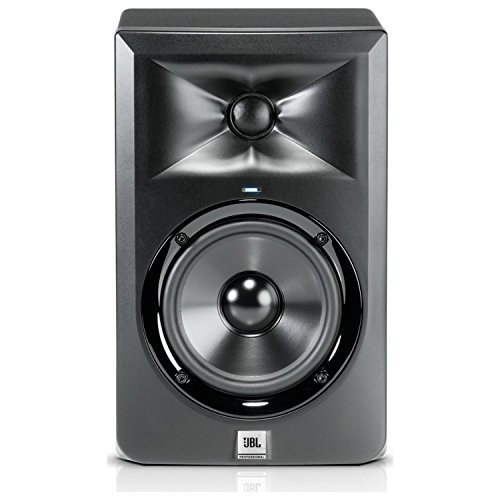 JBL LSR305 Bi-amplified Studio Monitor with Magnetically-Shielded 5' Low Frequen
