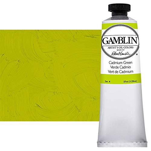 Gamblin Artist Oil 37Ml Cadmium Green