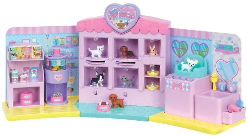 Lica chan Pet shop set (accessory, doll not included)