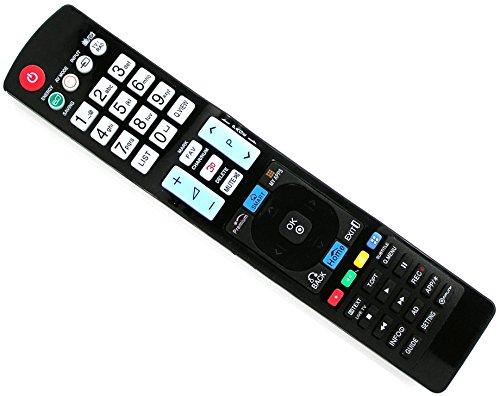 Ersatz Fernbedienung für LG AKB73756571 TV Fernseher Remote Control / L930+2 / Neu