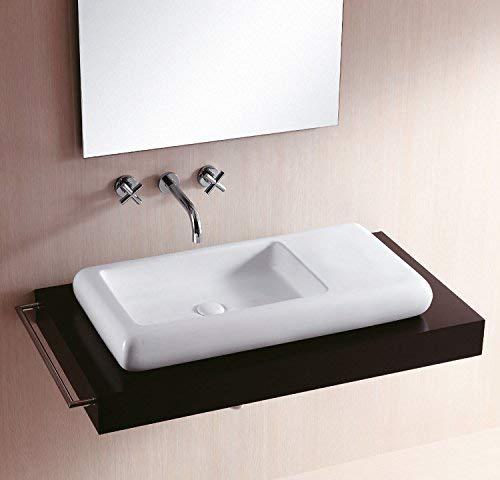 Waschbecken - Waschtisch | Aufsatzwaschbecken · Handwaschbecken · Keramik Waschbecken | Burgtal 17530