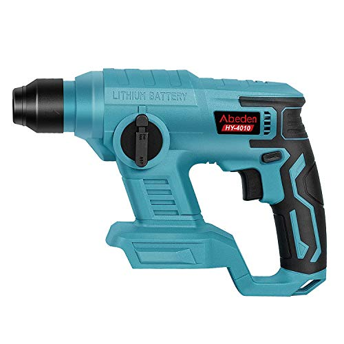 18V SDS Electric Rotary Hammer Drill Cordless,Tool Only,Brushed Motor,Only Compatible with 18V Original Makita Battery,Variable Speed for Concrete Wood Brick Metal
