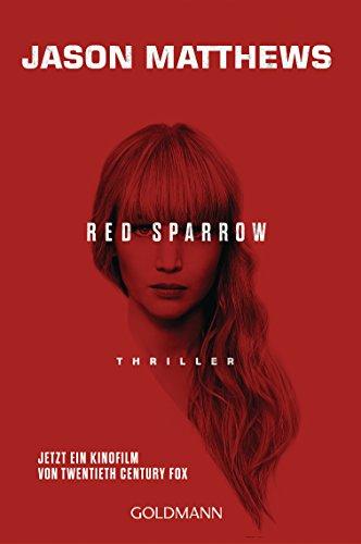 Red Sparrow: Thriller