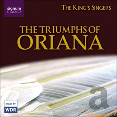 Triumphs of Oriana [Importado]