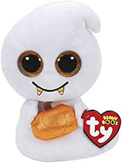 TY Beanie Boo - Scream Halloween Ghost Plush Toy (5.9 Inches)