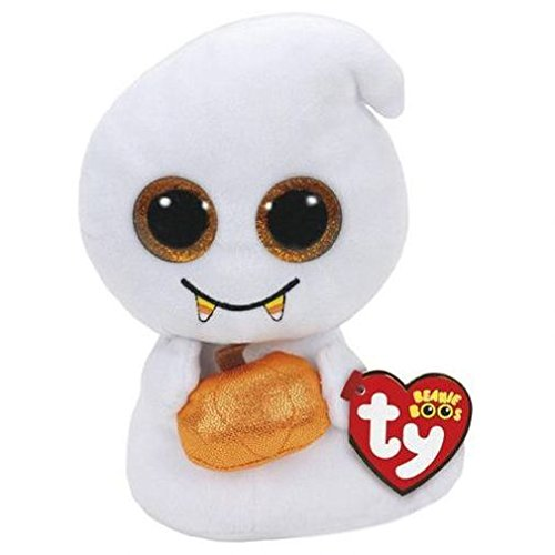 TY- Beanie Boos Halloween Scream-Fatasma 15 cm (37236TY) (United Labels Ibérica