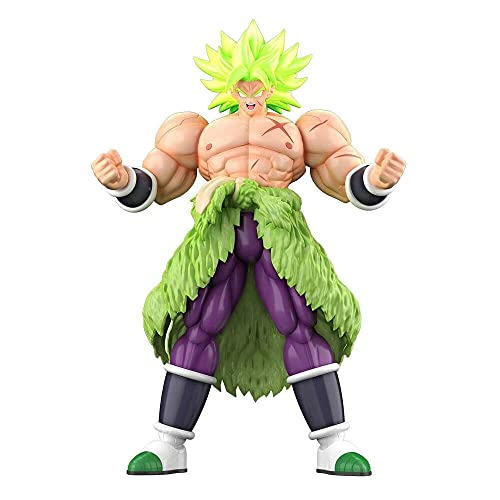 Bandai - Figurine Rise à Monter - Dragon Ball Z - Super Saiyan Broly Fullpower