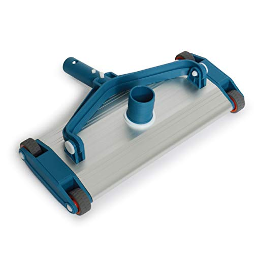 Milliard Premier Pool Vacuum Head/Heavy Duty Weighted Base/for Inground and Above Ground Swimming Pools