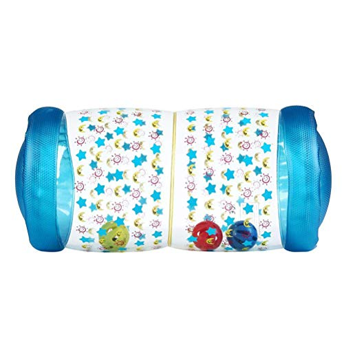 Daxoon Krabbelrolle Aufblasbares Baby Rollen Spielzeug für Mädchen und Jungen