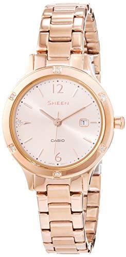 Casio Watch. SHE-4533PG-4AUER
