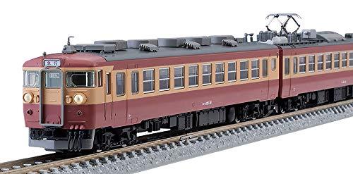 TOMIX Nゲージ 455 475 系急行電車基本セット 3両 98379 鉄道模型 電車