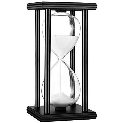 Hourglass Timer 30/60 Minutes Wood …