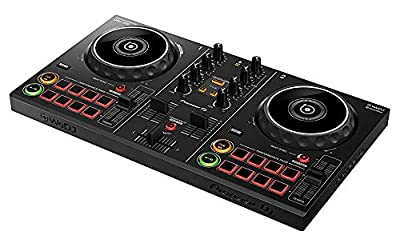 Pioneer DJ DDJ-200 Smart DJ Controller (Renewed)