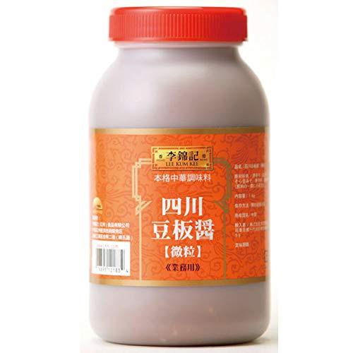 李錦記)四川豆板醤(微粒) 1kg