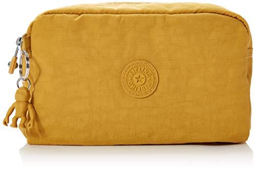 Kipling Gleam - Portamonete da donna, 18,5 x 11 x 8 cm, Oro (Oro...