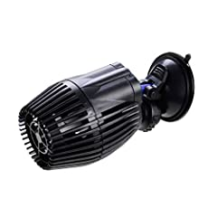 Flow Rate: 800GPH (3000L/H), ideal for 55-100 gallon freshwater tank or 40-55 gallon saltwater tank. Enhance Filtration: 360° rotation flow directions make it easy to stir up small particles and leftover food to be picked up by the filter eliminating...