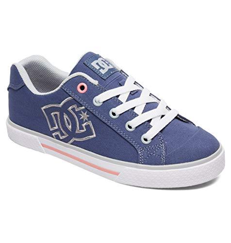 DC Shoes Tonik Tx - Scarpe da skateboard, da donna, Blu (Blu/Grigio), 37 EU