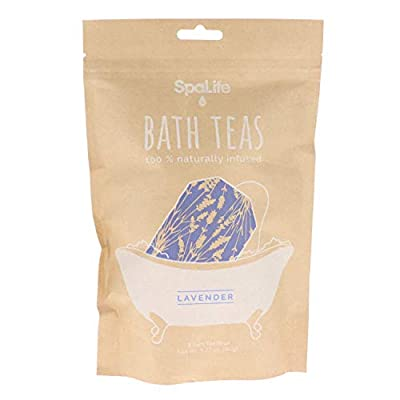 SpaLife Naturally Infused Bath