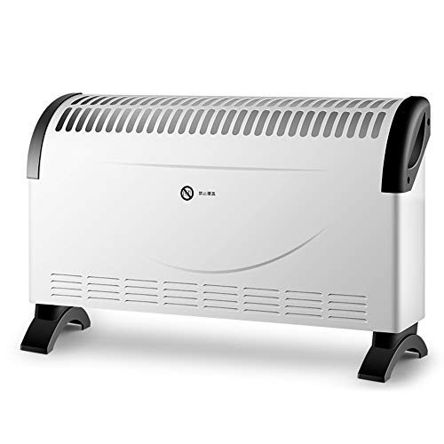 Review Of MAZHONG Space Heaters Convection Electric Heater Bath Dual-use Energy Saving -1800W