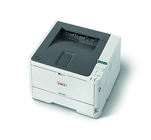 OKI B432dn - Impresora láser (1200 x 1200 dpi, 80000 páginas por Mes, PCL 5e, PCL 6, 40 ppm, 5s, 4,5s)