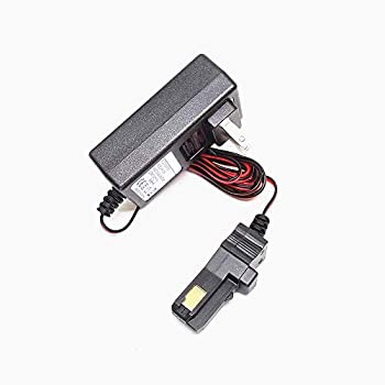 New 12 Volt 12V Gray Battery Charger for 00801-0638 Power Wheels Fisher Price