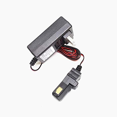 Yustda New AC/DC Power Adapter Charger for Power Wheels Porsche Gt3 Cdd11 Cdd15 911 Charger