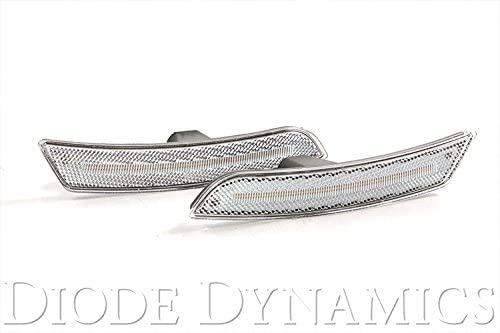 Diode Dynamics Atlanta Mall Clear LED Sidemarkers CT Ranking TOP10 compatible Cadillac with