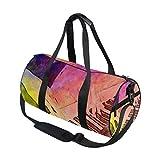 Zoom IMG-1 zomoy barrel bag bella donna