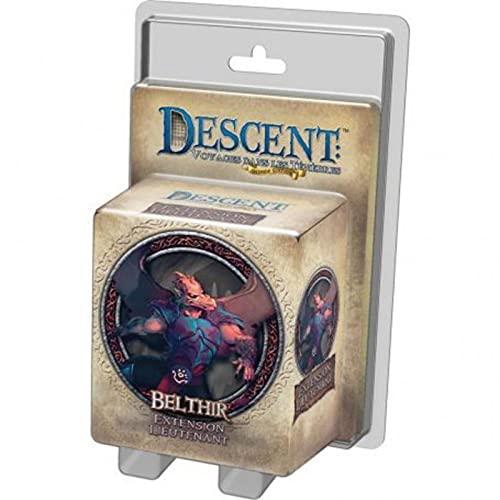 Descent Seconde Edition - Pack de Lieutenant : Belthir (Version Française)