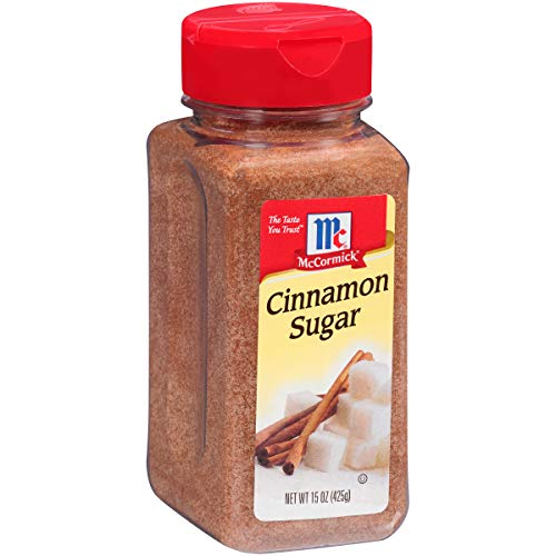 Mccormick Cinnamon Sugar MCP, 15 Ounce