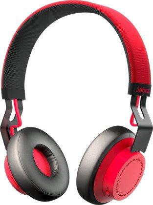 Jabra Move Wireless Stereo Headphones - Red