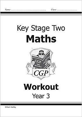 KS2 Maths Workout - Year 3 (CGP KS2 Maths) by Coordination Group Publications Ltd (CGP)