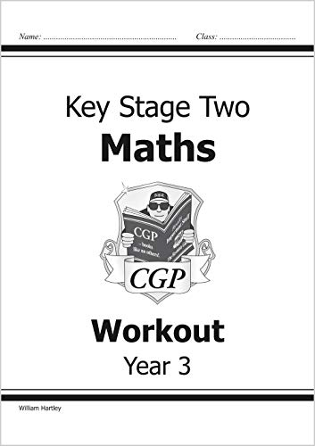 KS2 Maths Workout - Year 3 (CGP KS2 Maths)